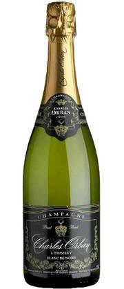 Charles Orban Champagne Blanc De Noirs Brut NV