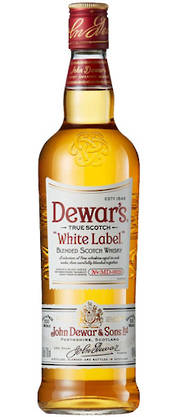 Dewar's White Label Scotch Whisky 1L