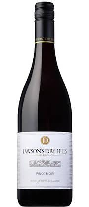 Lawson's Dry Hills Estate Pinot Noir 2018