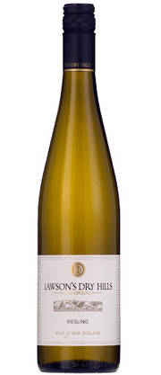 Lawson's Dry Hills Riesling 2017