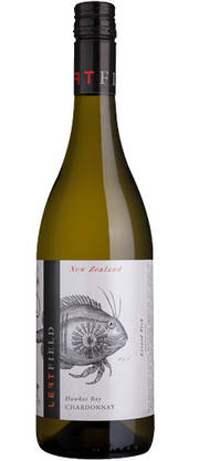 Left Field Lizard Fish Chardonnay 2018