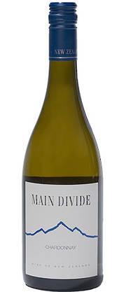 Main Divide Chardonnay 2018