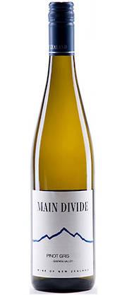 Main Divide Pinot Gris 2019