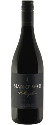 Man O' War Bellerophon Syrah 2016