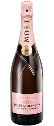 Moët & Chandon Rosé Imperial NV