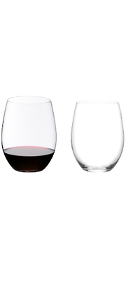 Riedel O Wine Tumbler Cabernet/Merlot Twin Pack