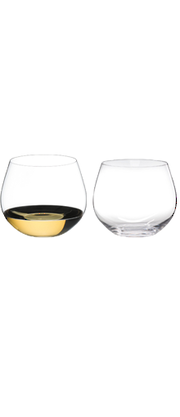 Riedel O Wine Tumbler Oaked Chardonnay Twin Pack