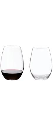Riedel O Wine Tumbler Syrah/Shiraz Twin Pack