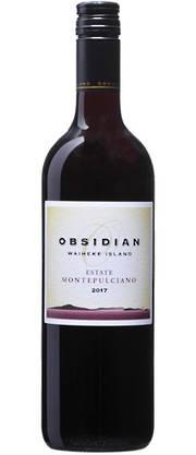 Obsidian Montepulciano 2018