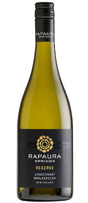 Rapaura Springs Reserve Chardonnay 2018