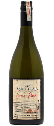 Saint Clair Block 3 43 Degrees Sauvignon Blanc 2019
