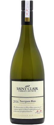 Saint Clair Wairau Reserve Sauvignon Blanc 2019