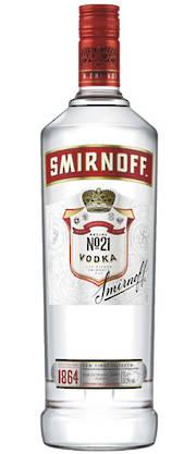 Smirnoff No.21 Red 1L