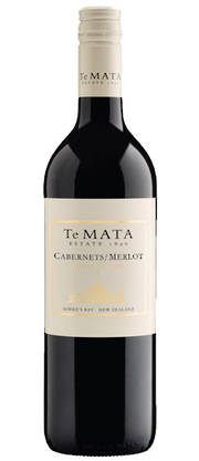 Te Mata Estate Vineyards Merlot/Cabernets 2018
