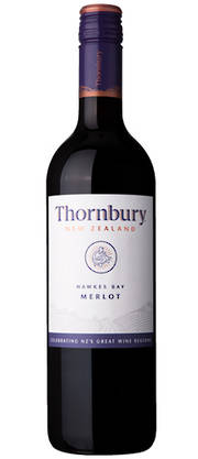 Thornbury Merlot 2019
