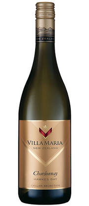 Villa Maria Cellar Selection Chardonnay 2018