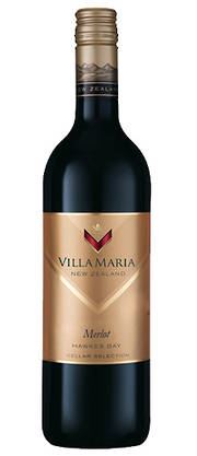 Villa Maria Cellar Selection Merlot 2018