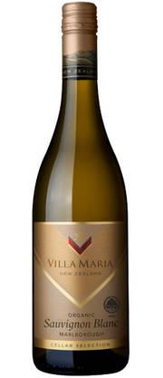 Villa Maria Cellar Selection Organic Sauvignon Blanc 2019