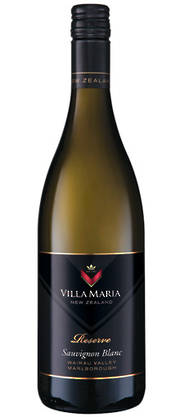 Villa Maria Reserve Wairau Valley Sauvignon Blanc 2018