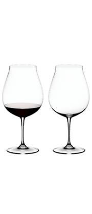 Riedel Vinum New World Pinot Noir Twin Pack