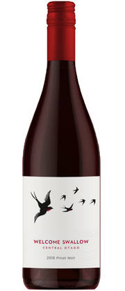 Welcome Swallow Pinot Noir 2018