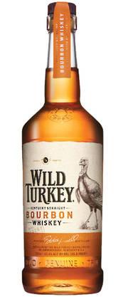 Wild Turkey Kentucky Straight Bourbon Whiskey 700ml