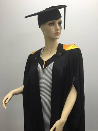 UOW Masters Degree Set
