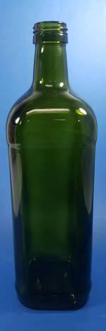 1Ltr D/G Bevelled Marasca Oil Bottle
