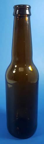 330ml Amber Longneck Beer Bottle