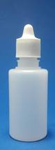30ml Nat HDPE Eye Dropper Bottle