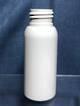 50ML White Pet Tall Boston Bottle