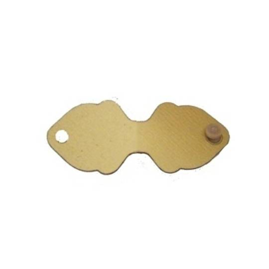 ARCH CROWN TAGS 705 CLASSIC GOLD - 1000 PACK