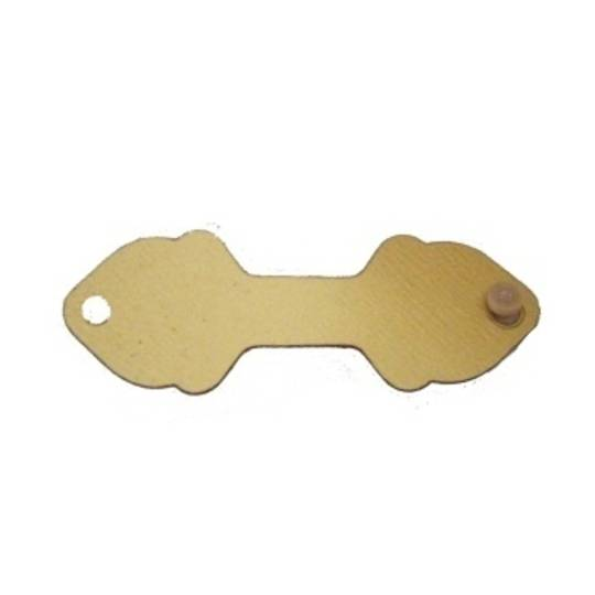 ARCH CROWN TAGS 706 CLASSIC GOLD - 100 PACK