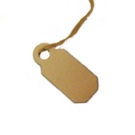 ARCH CROWN TAGS 907 CLASSIC GOLD - 1000 PACK