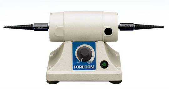 FOREDOM BENCH LATHE BUFFING MOTOR