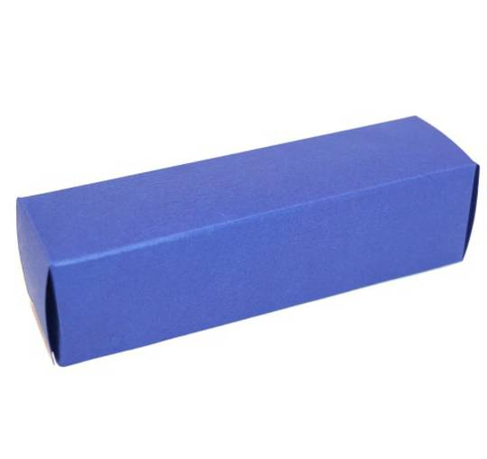MULTI BOX CARDBOARD MATT BLUE (1 DOZ)