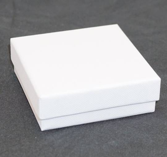 CBBM - MULTI BOX CARDBOARD WHITE BLACK PAD (36 PCS)