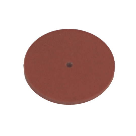 EVEFLEX RED/BROWN THIN DISC 1.0 x 22mm Medium
