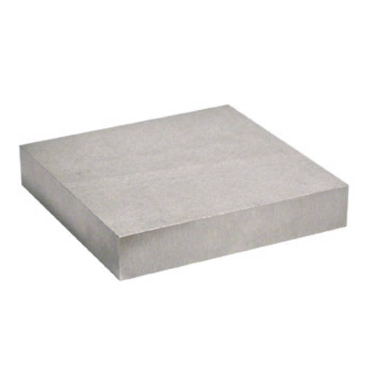 FLAT ANVIL BENCH BLOCK 100mm X 100mm X 20mm