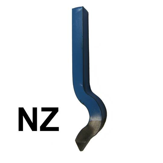 HALLMARK PUNCH NZ 0.8mm BENT