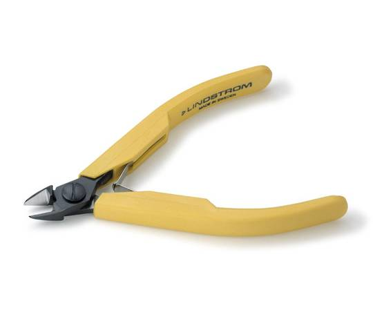LINDSTROM 8140 MICRO BEVEL SIDE CUTTERS