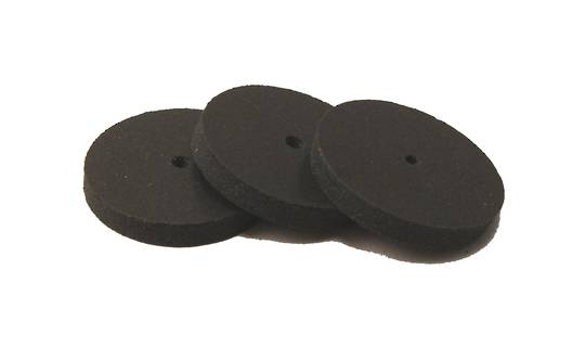SILICON CARBIDE WHEEL 22mm BLACK MEDIUM