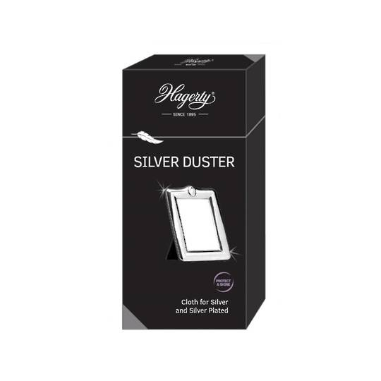 HAGERTY SILVER DUSTER (55X36CM)