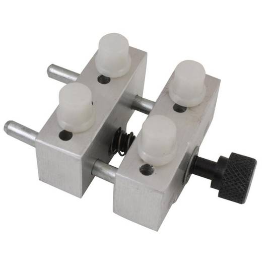 ALUMINIUM CASE HOLDER 4 NYLON PINS