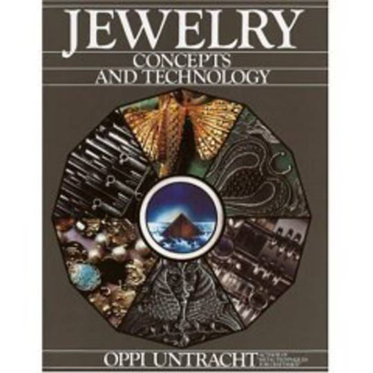 JEWELRY CONCEPTS & TECHNOLOGY BOOK