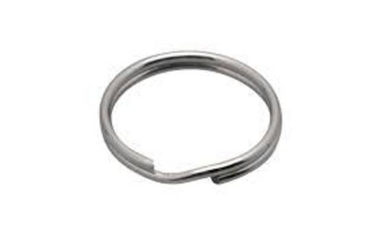 KEY RING DONUT STAINLESS STEEL 20MM BULK (100 PACK)
