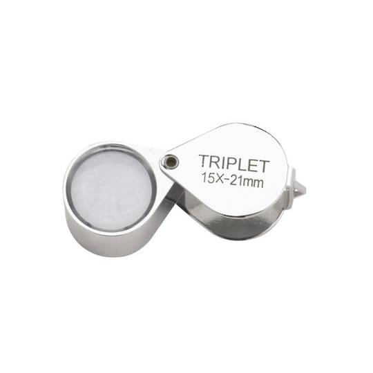 DIAMOND LOUPE 15X 21mm lense