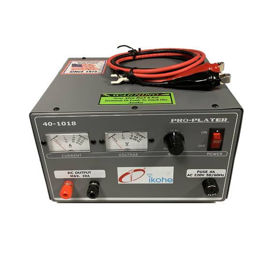 PLATING RECTIFIER 15V 30AMP