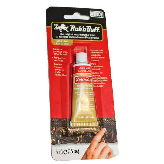 RUB N BUFF 15ML GOLD LEAF