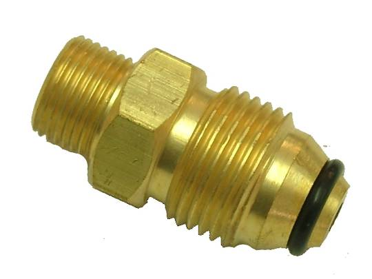 REDUCTION FITTING For Q/R LPG CYLINDER